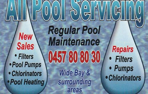 All Pool Servicing Image